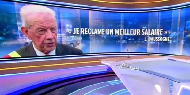 """Le bourgmestre de Jemeppe-sur-Sambre veut augmenter son salaire: """"Je suis un misérable"""" - La DH"""