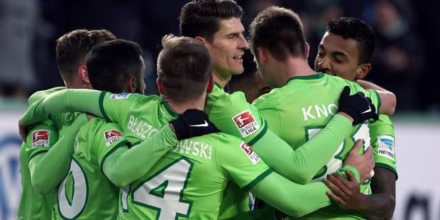 Le scandale Volkswagen et ses conséquences sur le club de Wolfsburg - La DH