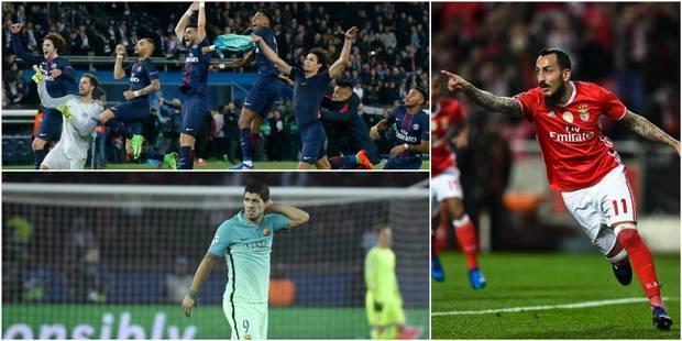 Le PSG explose le Barça et fait un pas de géant vers les quarts (4-0) - La DH