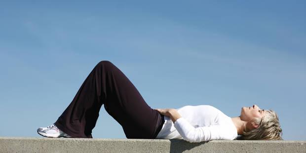 Senior: dix conseils pour une bonne sieste réparatrice - La DH