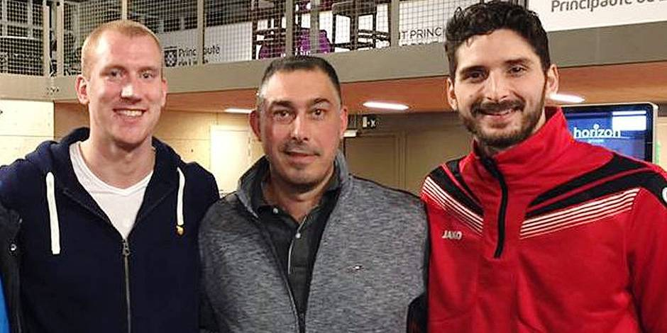 """Lorenzo Giancaterino et Brieuc Lemaire ont le même coach mental: """"C'est jouissif de les voir s'améliorer"""""""