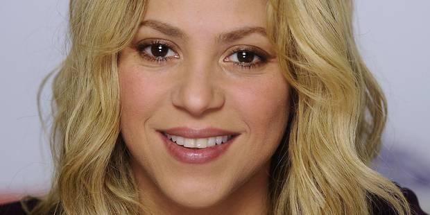 Une photo de Shakira détournée par les internautes suite au 4-0 du PSG (PHOTO) - La DH