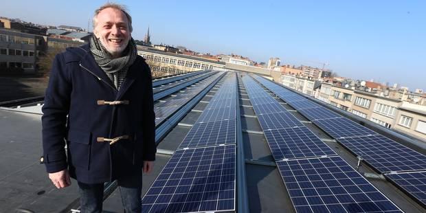 Jette: le photovoltaïque prend de l'ampleur - La DH