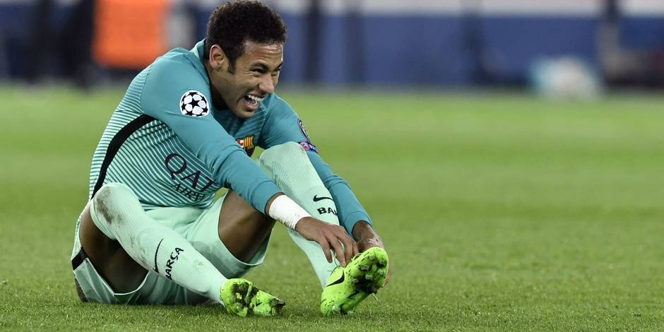 PSG-Barça: Neymar y croit encore