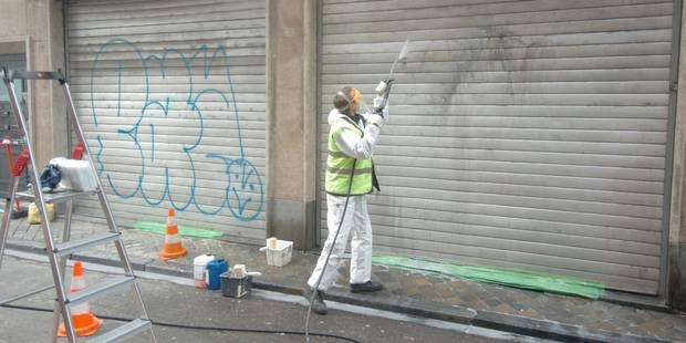 Tournai: Des spécialistes du détagage - La DH
