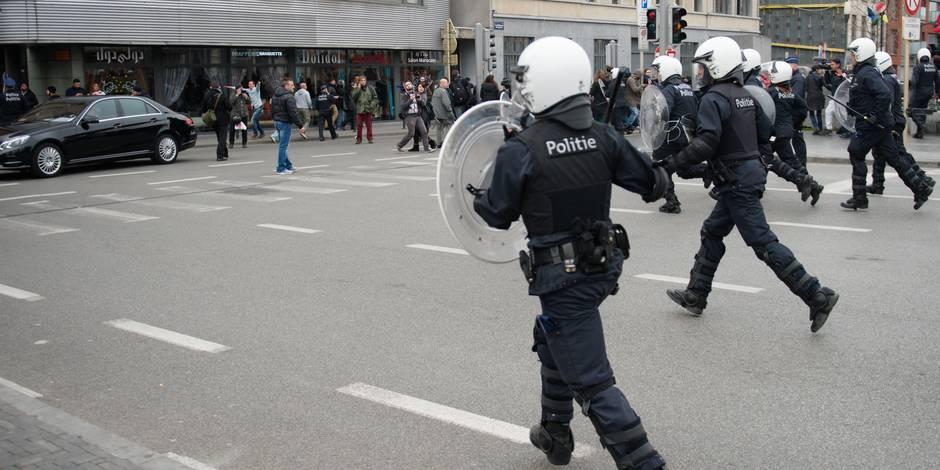 La vie privée des policiers lourdement impactée par le niveau 3 - La DH