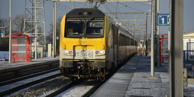 La circulation des trains a repris entre Mouscron et Lille - La DH