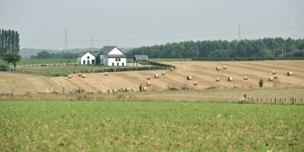 Le Belge rêve toujours d'une maison avec jardin à la campagne - La DH