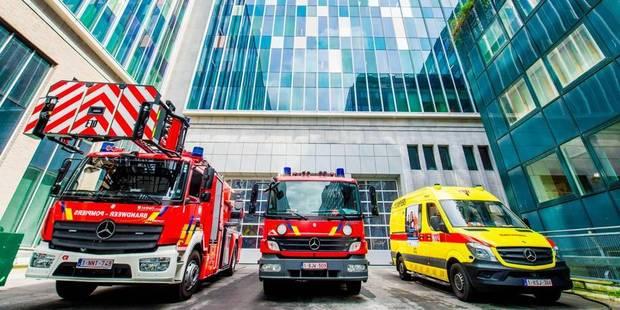 Bruxelles: le recrutement de nouveaux pompiers avancé en juin - La DH