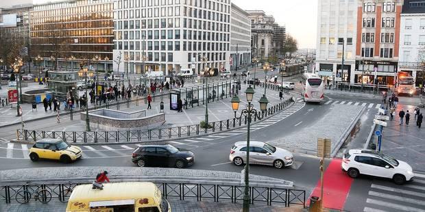Bruxelles-Ville: la saga du rond-point Louise a coûté bonbon - La DH