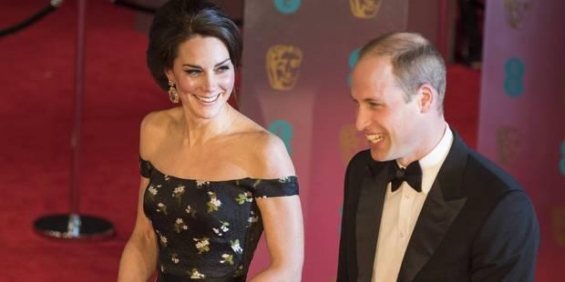 Voici pourquoi Kate et William ne se tiennent jamais la main en public - La DH