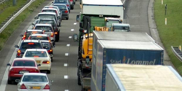 Grave accident à hauteur de Tervuren, ring fermé vers Zaventem (VIDEO) - La DH