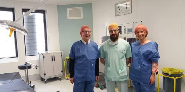 CHR Namur : 2 fois plus d'opérations en hôpital de jour - La DH