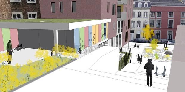 Liège : Nouvelle crèche et dynamisme? nouveau à Sainte-Marguerite - La DH