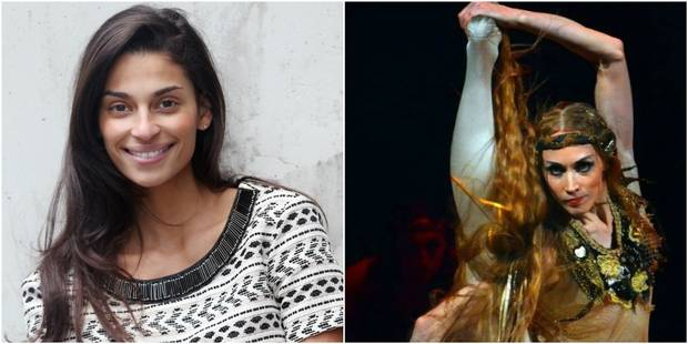 Tatiana Silva bientôt sur scène en princesse orientale - La DH