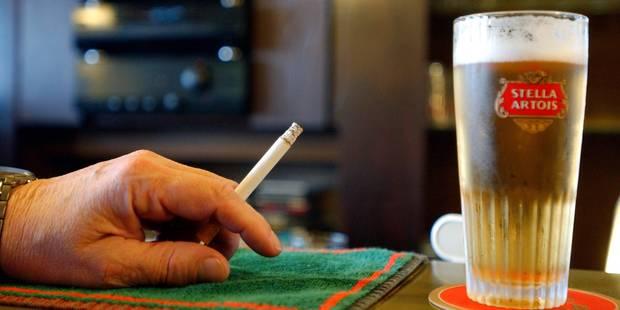 L'interdiction de fumer dans les cafés n'est pas toujours respectée - La DH
