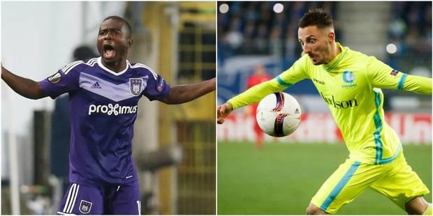Europa League: Acheampong et Milicevic dans l'équipe-type - La DH