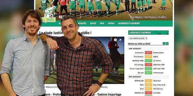 FootClubs.be, au service du foot et surtout des clubs - La DH