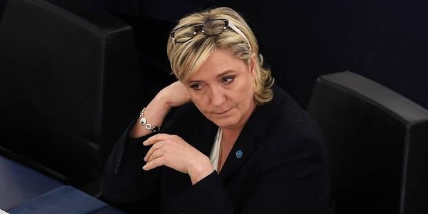 Marine Le Pen dépose plainte à Bruxelles contre l'organisme anti-fraude de l'UE - La DH