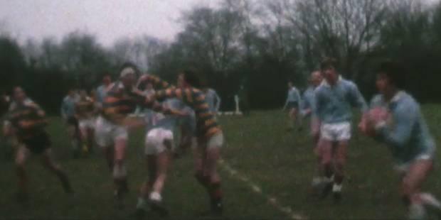 Quand le roi Philippe ... jouait au rugby (VIDEO) - La DH