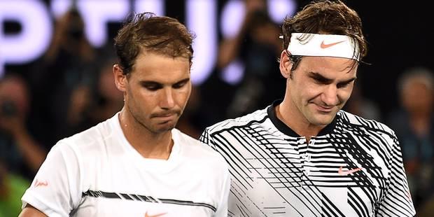 Et si Federer jouait en double avec Nadal... ? - La DH