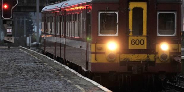Le piéton percuté par un train à Verviers est décédé - La DH