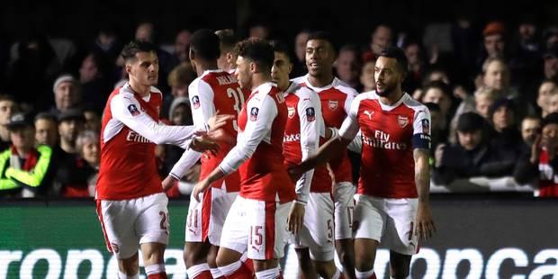 FA Cup: un choc Chelsea-Manchester United en quart, Arsenal verni - La DH