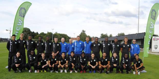 Benjamin Chapeau nouvel entraîneur de Waterloo - La DH