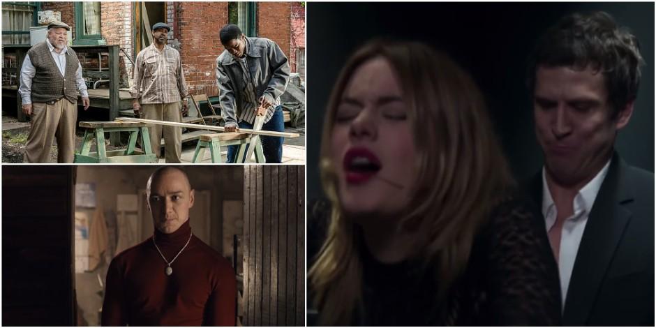 """""""Rock'n roll"""", """"Split"""", """"Si j'étais un homme"""", """"Fences"""": découvrez toutes nos critiques des sorties ciné (VIDEOS)"""
