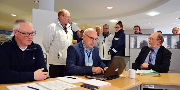 Tournai: Les experts craignent pour leur avenir - La DH