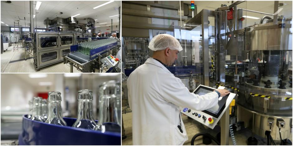 Comment vos sodas sont-ils élaborés? Plongée en images dans les labos de Coca-Cola (PHOTOS + VIDEO) - La DH