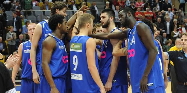 Basket: Verviers-Pepinster ne reviendra pas en D1! - La DH