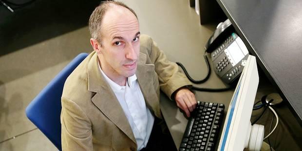 """Frédéric Peters, l'homme accusé d'avoir commis """"le plus gros hacking connu par la justice belge"""" - La DH"""