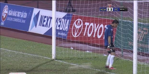 Vietnam: un gardien laisse passer trois buts pour protester - La DH