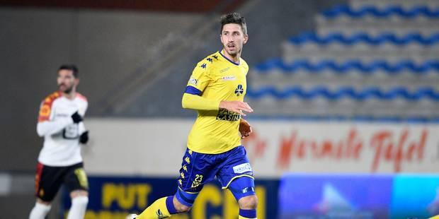 Saint-Trond prolonge le contrat de Sascha Kotysch jusqu'en 2019 - La DH
