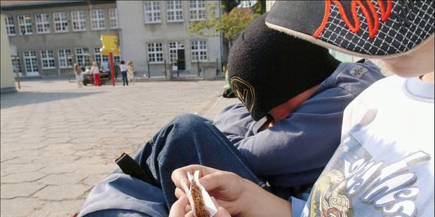 Un quart des jeunes Bruxellois a déjà touché au cannabis - La DH