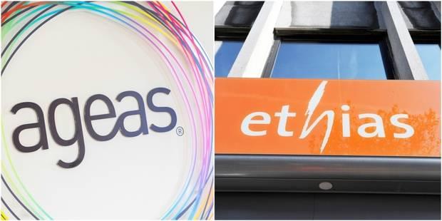 L'assureur Ageas veut acheter Ethias - La DH