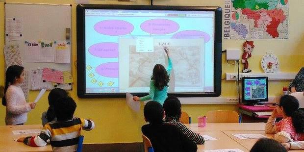 Bruxelles-Ville: Les écoles adhèrent au numérique - La DH