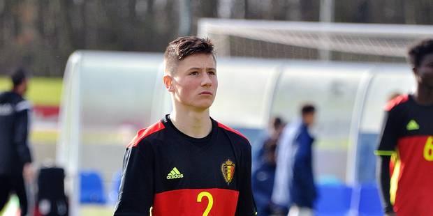 Maxime Cavelier (Vaux-sur-Sûre), le futur Thomas Meunier ? - La DH