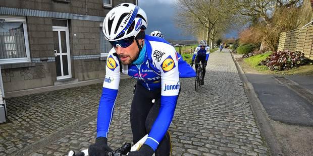 Circuit Het Nieuwsblad: dernière chance de victoire pour Tom Boonen (VIDEO) - La DH