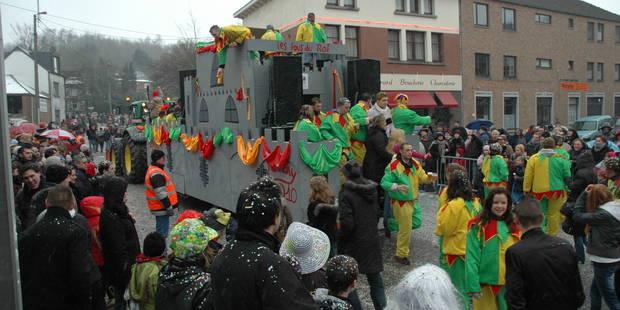 Villers-la-Ville lance la saison des carnavals - La DH
