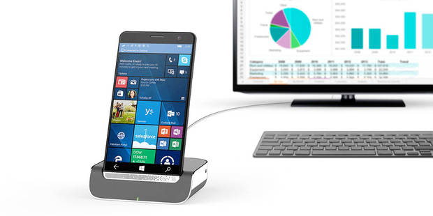 HP Elite X3 : le premier smartphone 3 en 1 ! - La DH