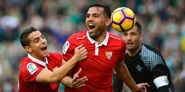 Liga: Séville coleader provisoire en battant le Betis 2-1 - La DH