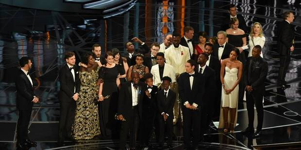 """Oscar du meilleur film pour """"Moonlight"""" : le palmarès complet - La DH"""