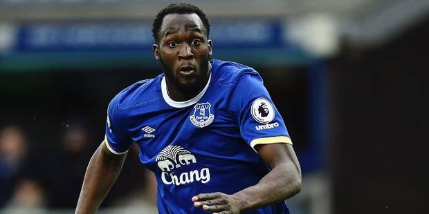 Everton n'oubliera jamais Lukaku - La DH