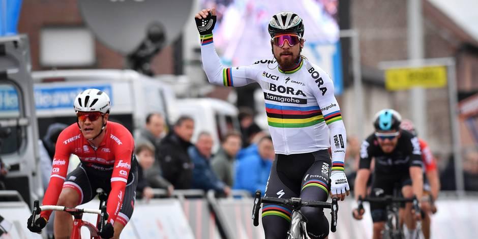"Sep Vanmarcke : ""Sagan fait aussi des erreurs"""