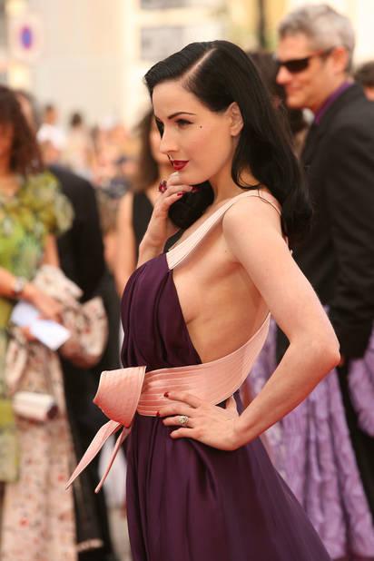 En 2006 à Cannes