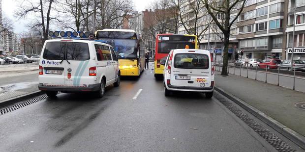 Liège : un piéton percuté par un bus - La DH