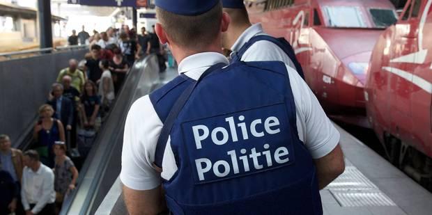 La police fédérale dépose un préavis de grève à partir du 16 mars - La DH