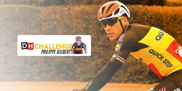 Challenge de régularité: Qui sera récompensé par Philippe Gilbert ? - La DH